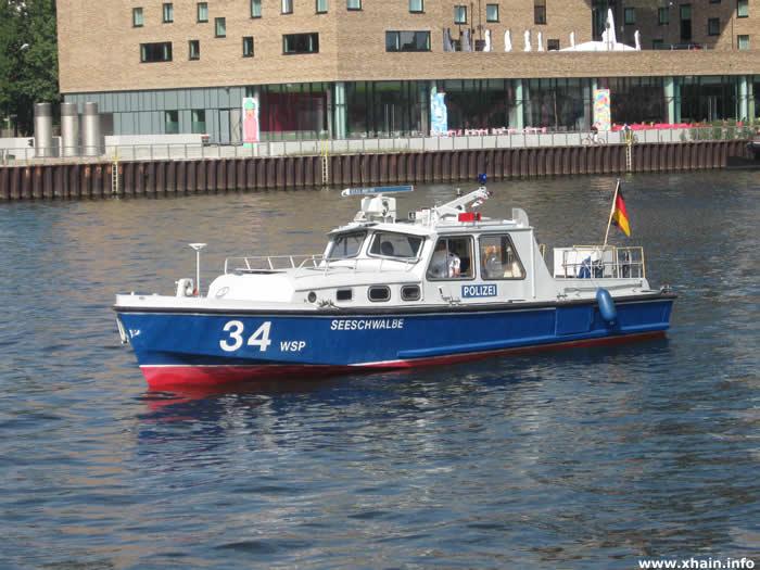 Seeschwalbe - Wasserschutzpolizei