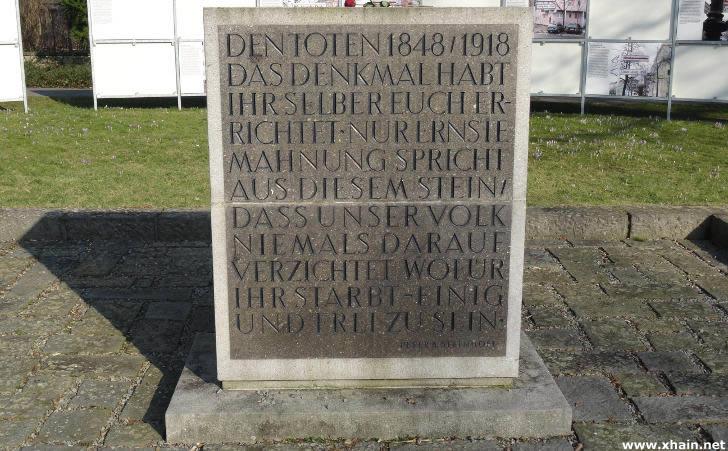 """167. Jahrestag der """"Märzrevolution"""""""