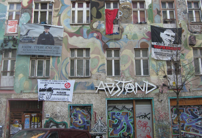 Abstand Berlin