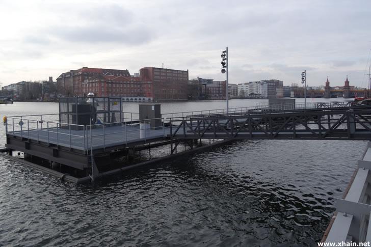 Abwasserspeicheranlage im Osthafen