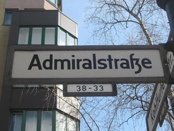 Admiralstraße