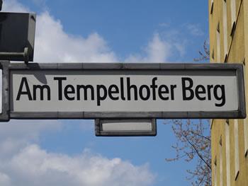 Am Tempelhofer Berg
