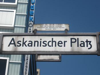 Askanischer Platz