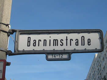 Barnimstraße