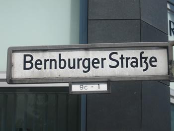 Bernburger Straße