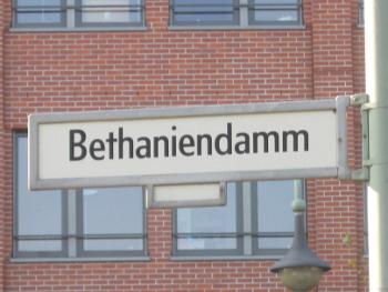 Bethaniendamm