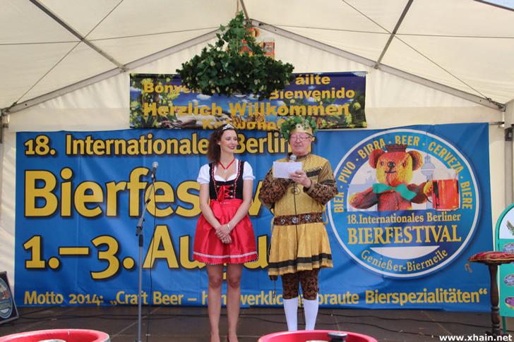 18. Internationales Berliner Bierfestival 2014