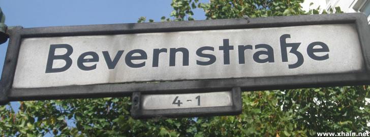 Bevernstraße