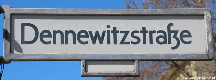 Dennewitzstraße