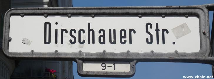Dirschauer Straße