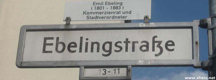 Ebelingstraße