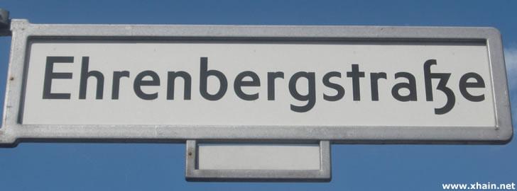Ehrenbergstraße