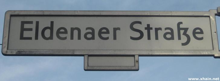 Eldenaer Straße