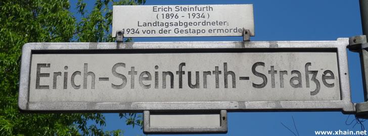 Erich-Steinfurth-Straße