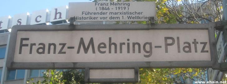 Franz-Mehring-Platz