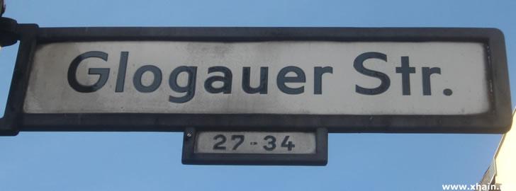 Glogauer Straße