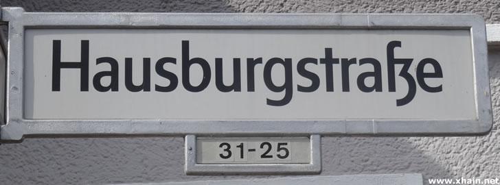 Hausburgstraße