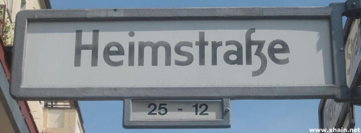 Heimstraße