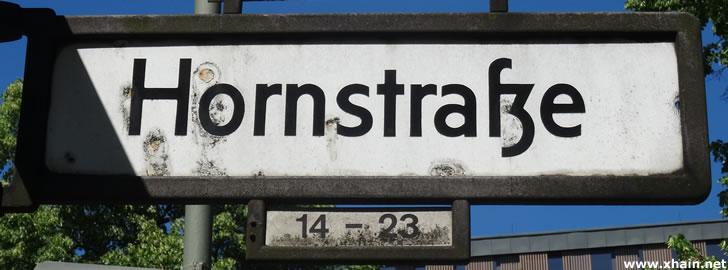 Hornstraße