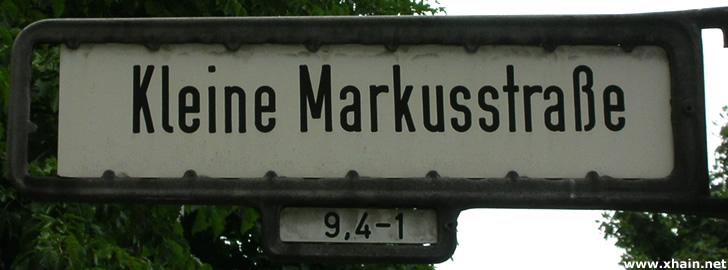 Kleine Markusstraße