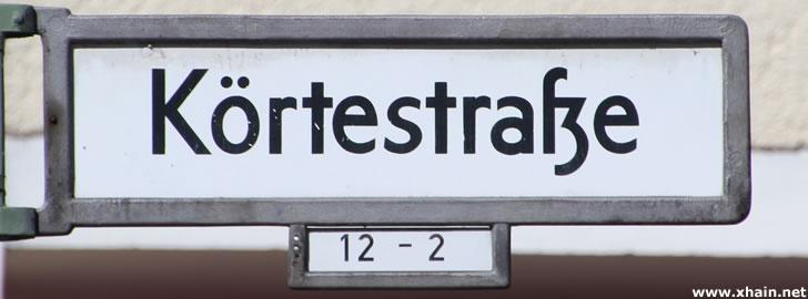 Körtestraße