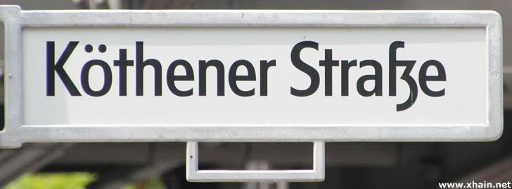 Köthener Straße