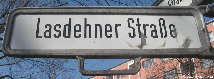 Lasdehner Straße
