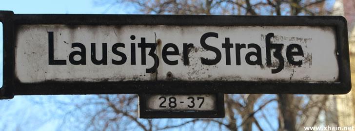 Lausitzer Straße