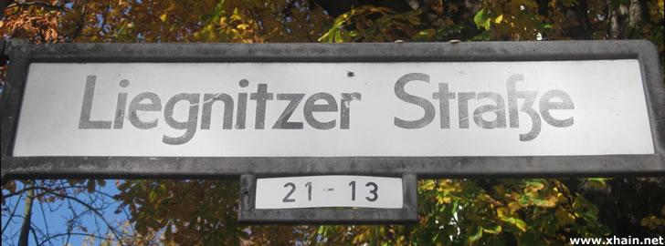Liegnitzer Straße