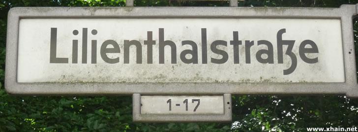 Lilienthalstraße
