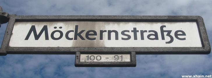 Möckernstraße