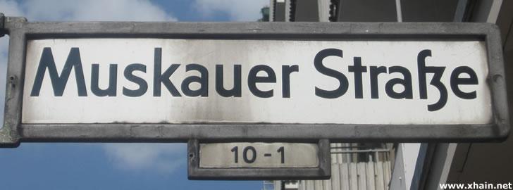 Muskauer Straße