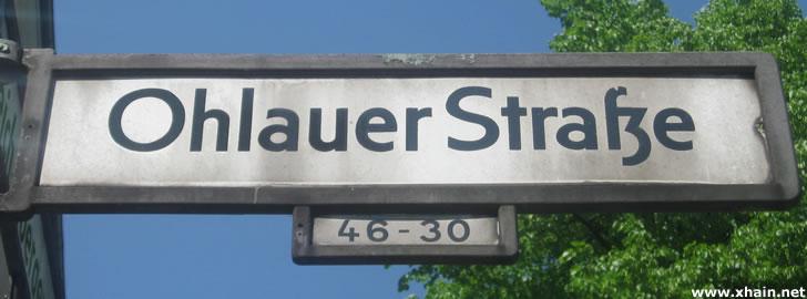 Ohlauer Straße