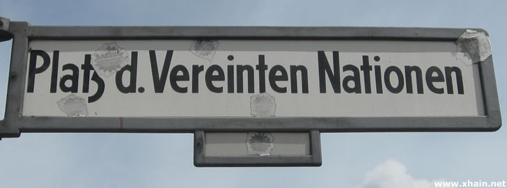 Platz der Vereinten Nationen