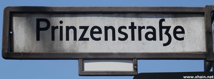 Prinzenstraße