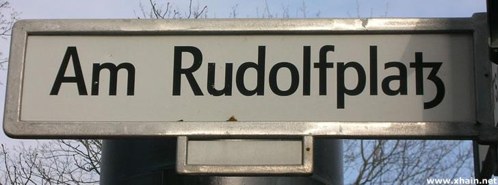 Am Rudolfplatz