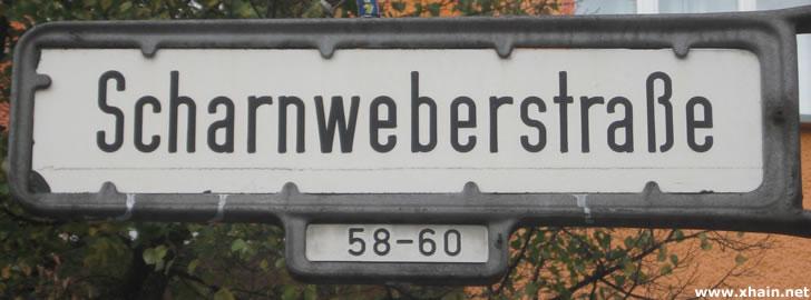 Scharnweberstraße