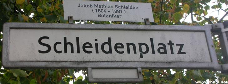 Schleidenplatz
