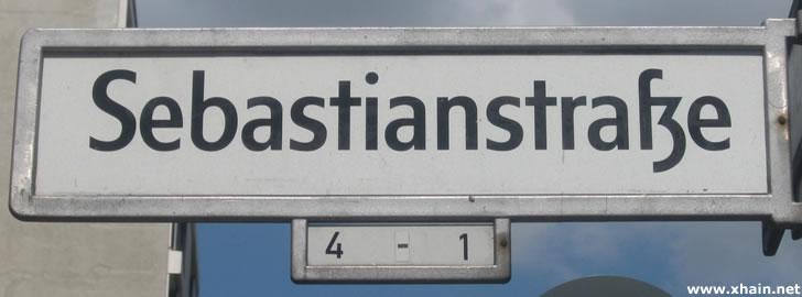 Sebastianstraße