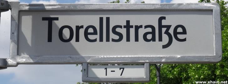 Torellstraße