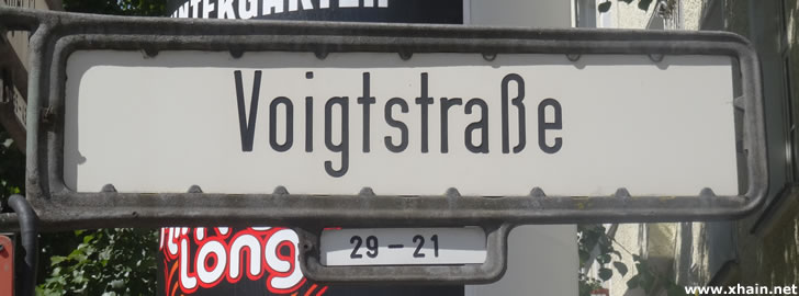 Voigtstraße