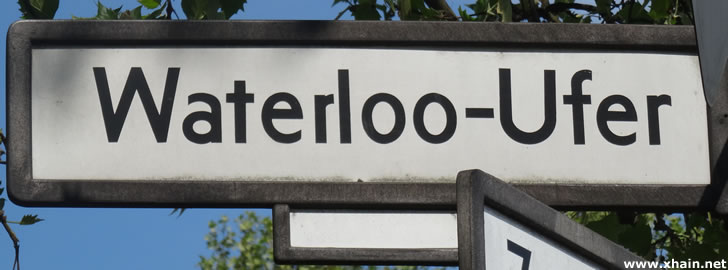 Waterloo-Ufer