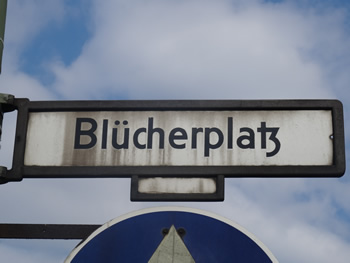 Blücherplatz