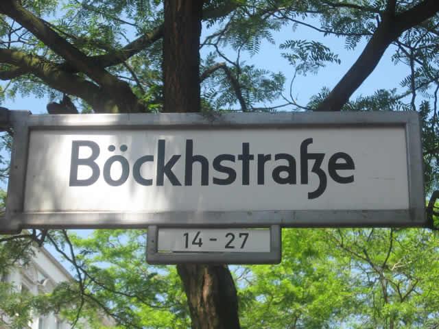 Kreuzberg: Antisemitischer Vorfall in der Böckhstraße
