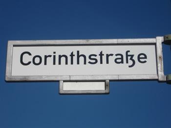 Corinthstraße
