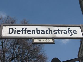 Dieffenbachstraße