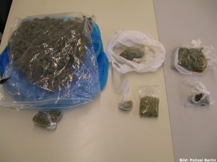 Marihuana in Dortmund beschlagnahmt