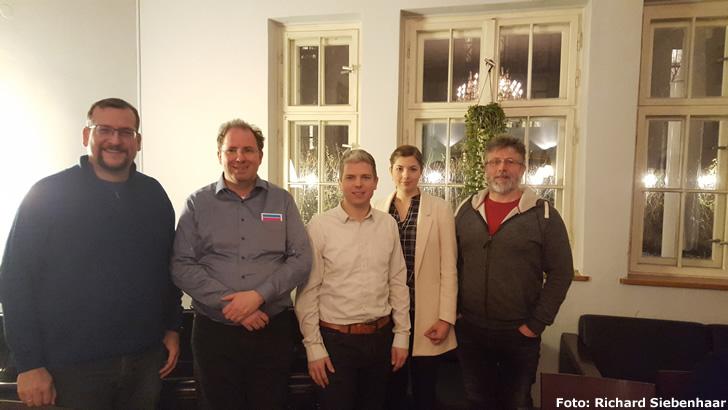 Vorstand der FDP Friedrichshain