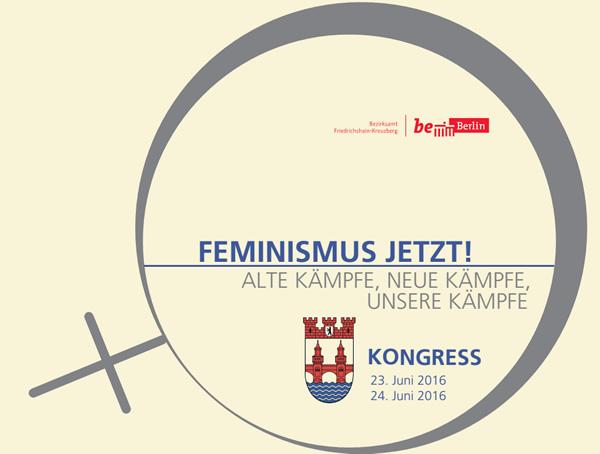 Feminismus-Kongress im Nachbarschaftshaus Urbanstraße