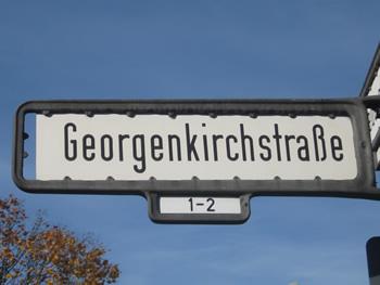 Georgenkirchstraße
